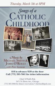 Catholic Childhood Halfsheet (3-5-15)