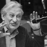 Portrait of Studs Terkel